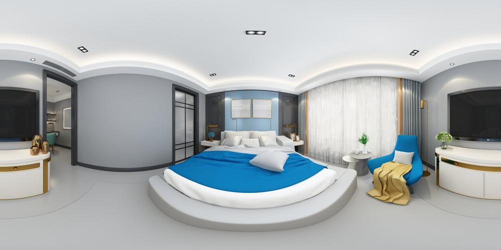 chiến lược quảng cáo khách sạn - resort Dịch vụ 360 độ, xoay 360 độ, 360VR