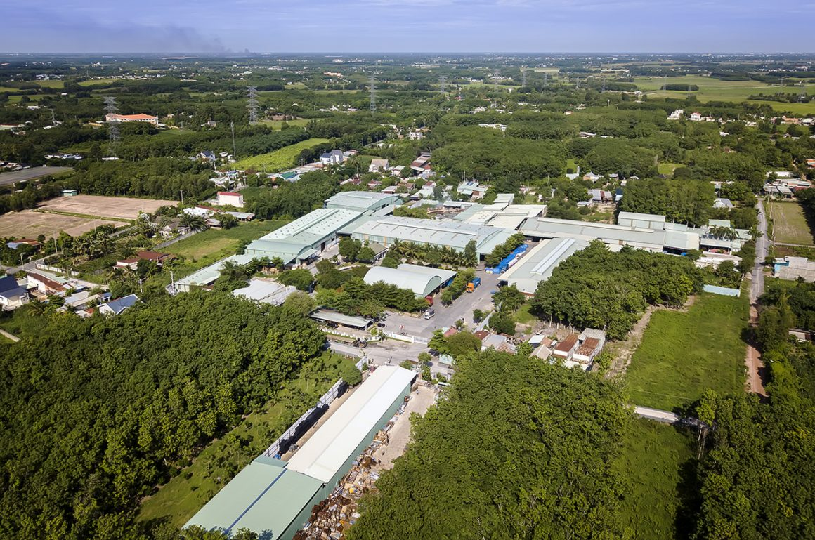 Chụp hình 360 độ 360VR nhà máy Công ty Thang máy HISA ở TP HCM