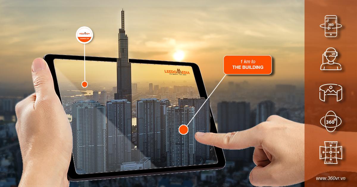 Tour thực tế ảo 360 độ Dự án Bất động sản