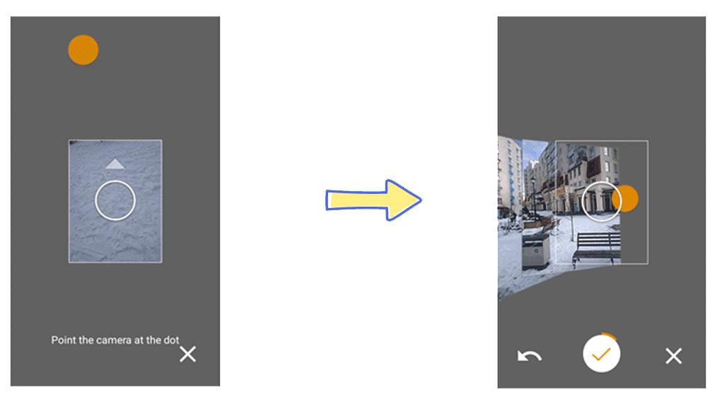 TOP 2 Cách chụp ảnh panorama 360 độ và đăng facebook