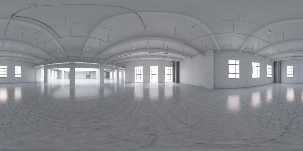 Ứng dụng Chụp hình 360 độ 360VR vào chụp hình kho xưởng nhà máy